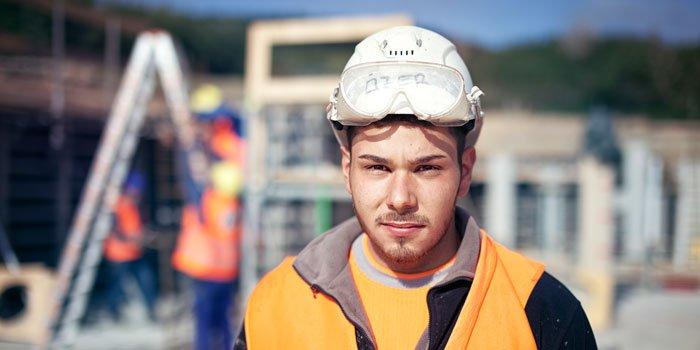 Rösch Unternehmensberatung Bauarbeiter Baustelle Ziele unserer Kunden