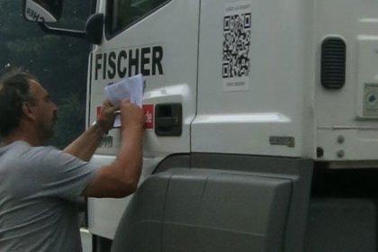 Rösch Unternehmensberatung Baustellen Anlieferung Logistik