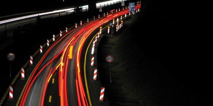Rösch Unternehmensberatung Baustelle Autobahn Straßenbaustelle