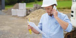 Rösch Unternehmensberatung Bauleiter mobile Kommunikation